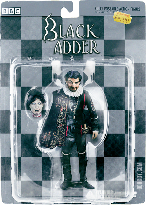 Comedy Action Figures