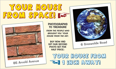 Your House From Space